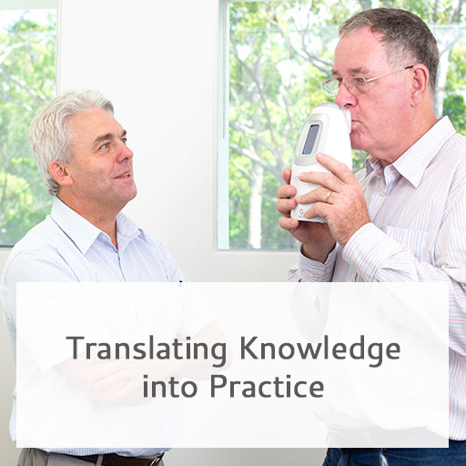 translating knowledge into practice