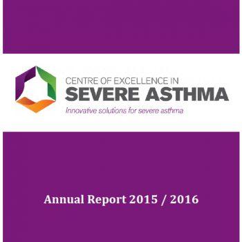 Severe asthma AnnualReport
