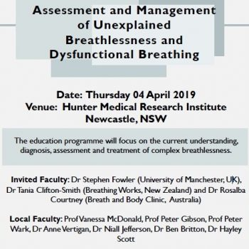 Breathlessness Workshop